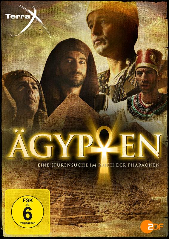 Ägypten - Eine Spurensuche im Reich der Phara... DVD Bild