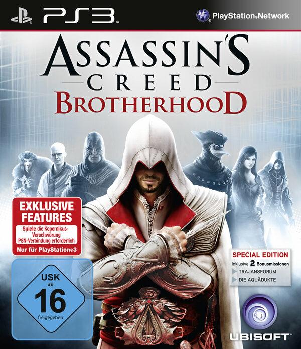 Assassin's Creed - Brotherhood D1 Edition PS3 Bild