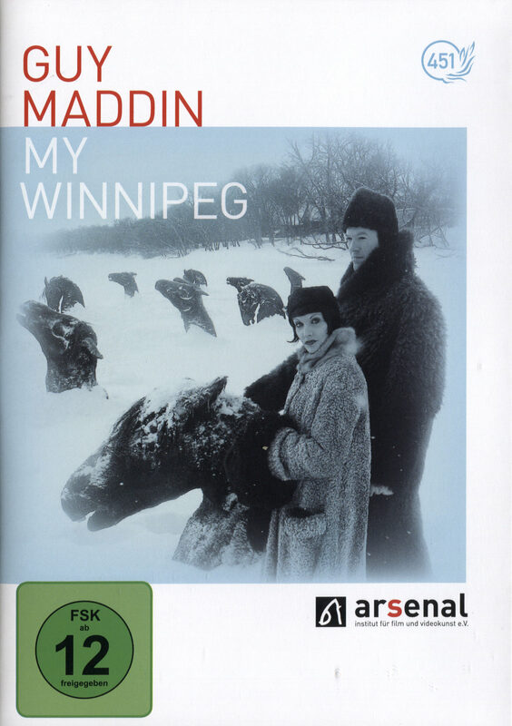 My Winnipeg  (OmU) DVD Bild