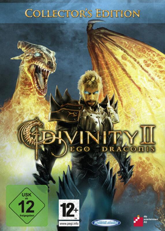 Divinity 2 - Ego Draconis (Collectors Edition) PC Bild