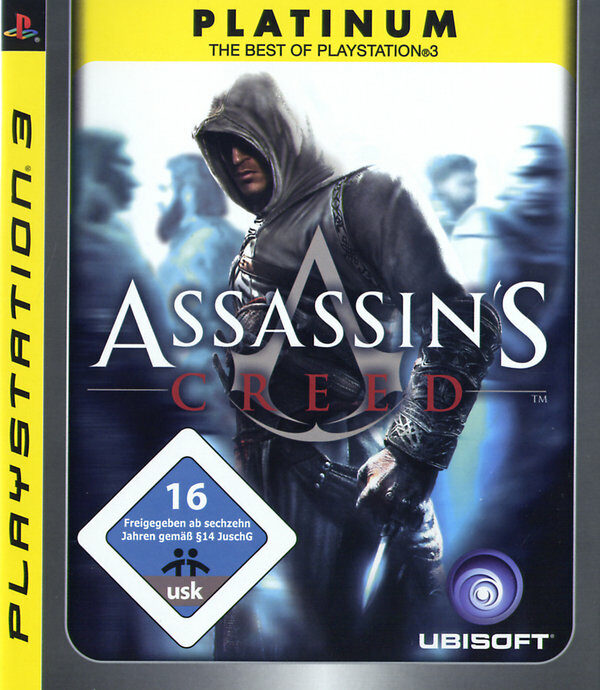 Assassin's Creed PS3 Bild