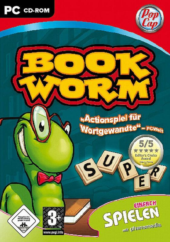 Bookworm Spielen
