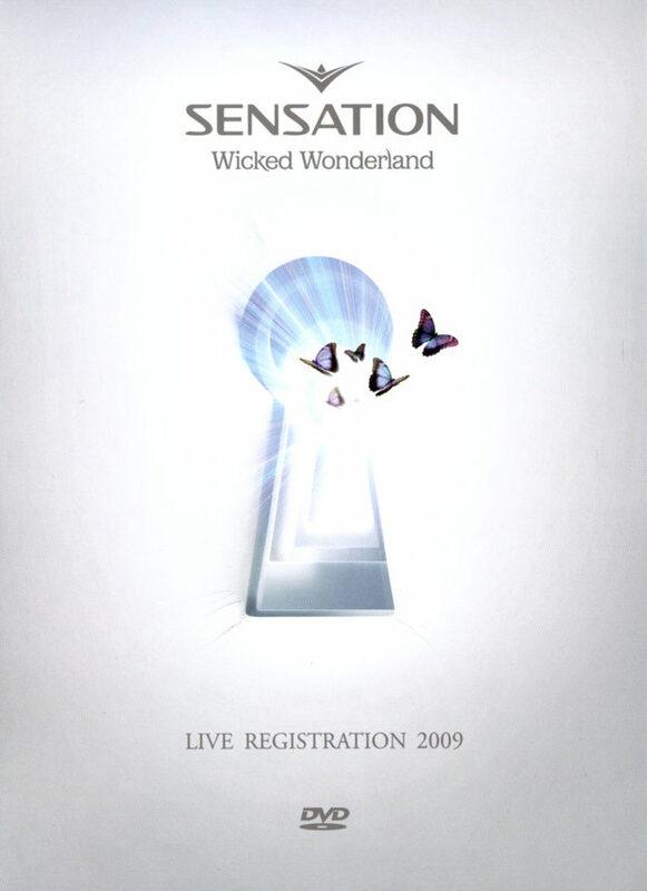 Sensation - Wicked Wonderland DVD Bild