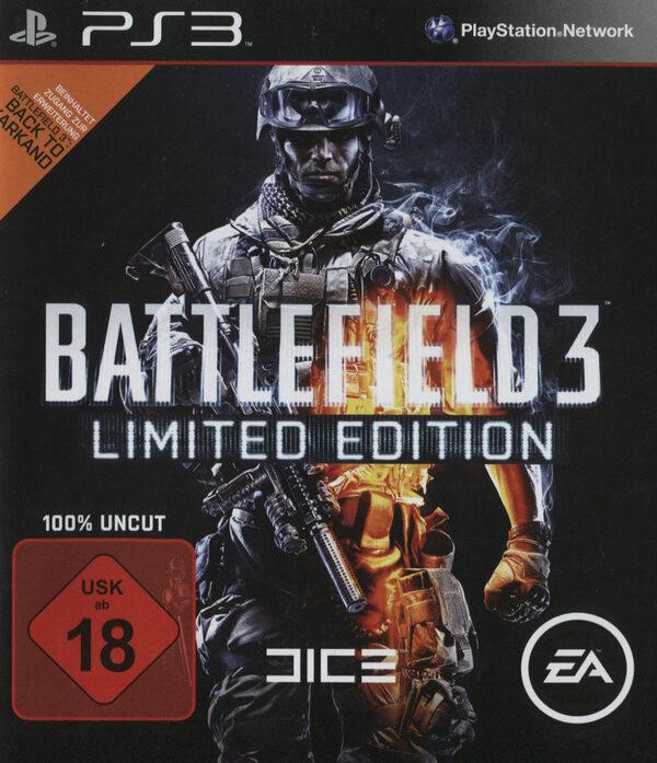 Battlefield 3 - Limited Edition PS3 Bild