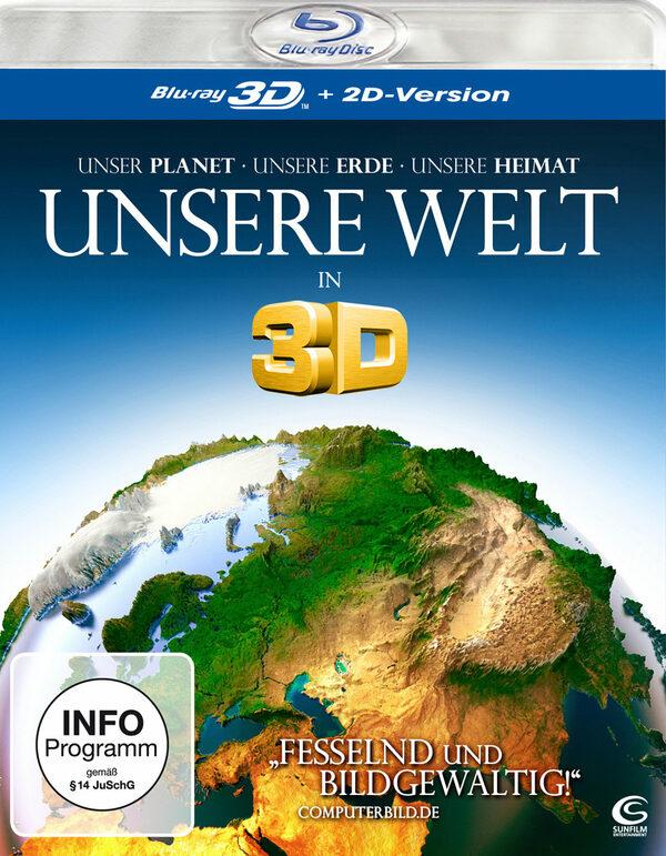 Unsere Welt Blu-ray Bild