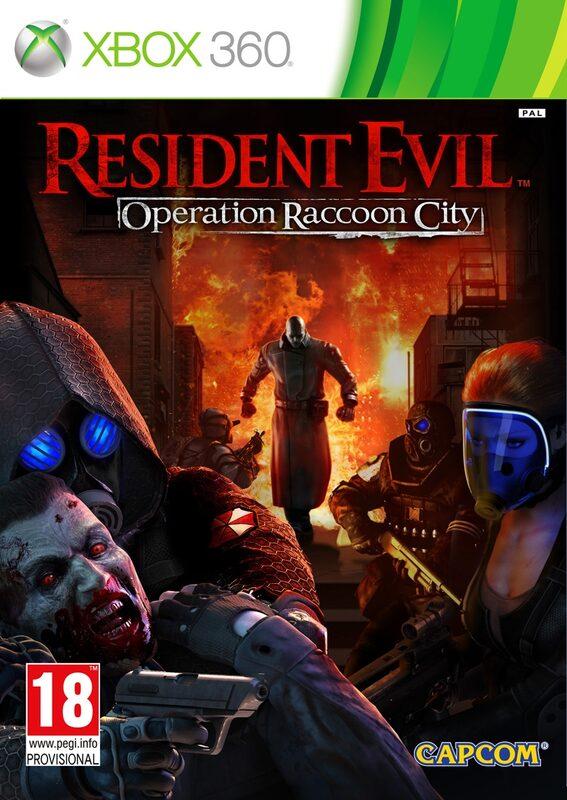 Resident Evil: Operation Raccoon City AT XBox 360 Bild