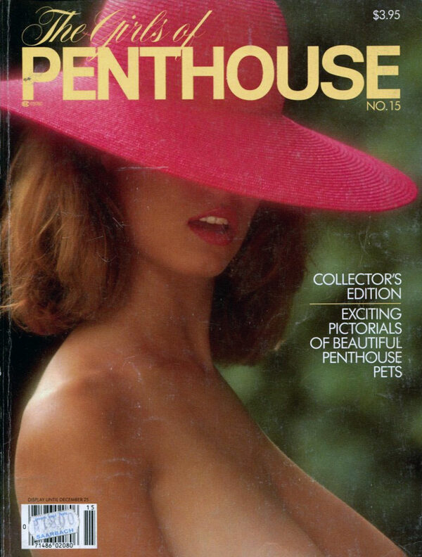 The Girls of Penthouse No. 15 Collectors Edition Magazin Bild