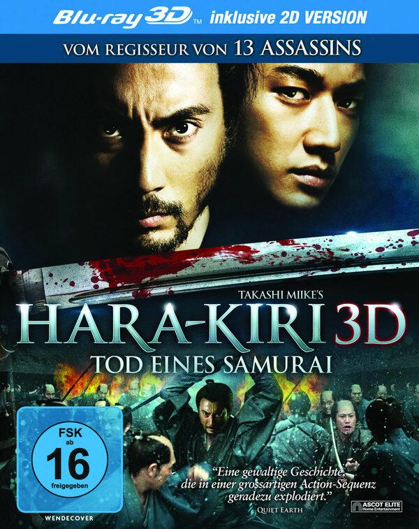 Hara-Kiri - Tod eines Samurai  (inkl. 2D) Blu-ray Bild