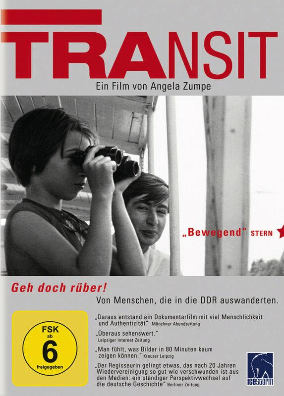 Transit - Geh doch rüber! DVD Bild