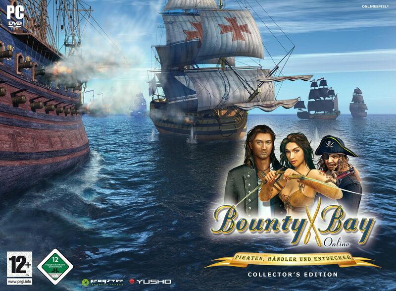 Bounty Bay Online - Collectors Edition PC Bild