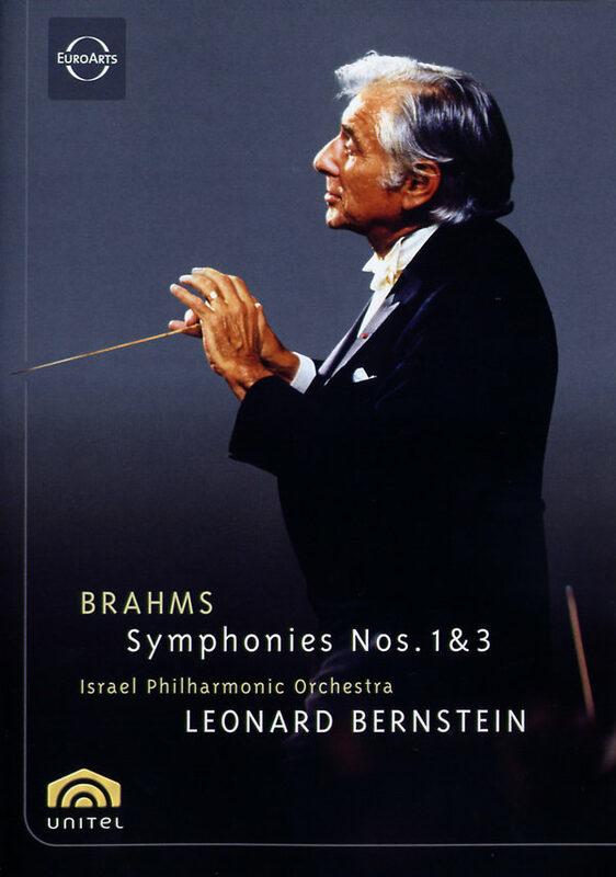 Johannes Brahms - Symphonies Nos. 1&3 DVD Bild