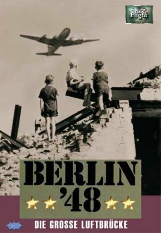 Berlin '48 - Die grosse Luftbrücke DVD Bild