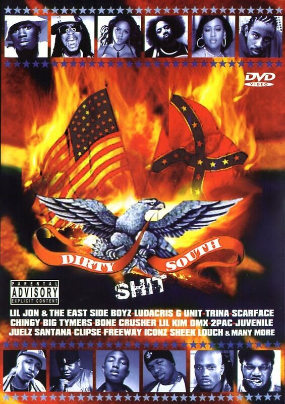 Dirty South Shit DVD Bild