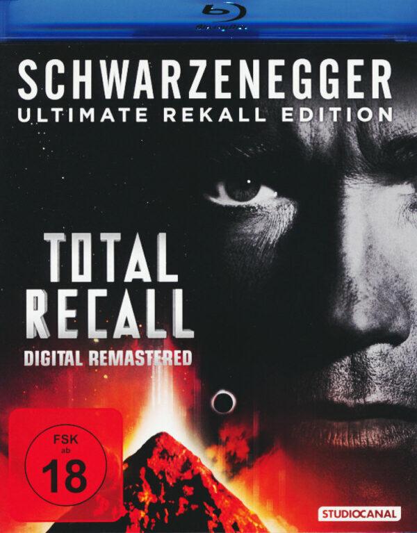 Total Recall - Remastered  [UE] Blu-ray Bild