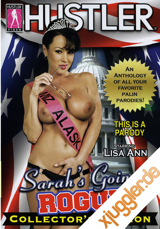 Sarahs Gone Rogue Collectors Edition DVD Bild