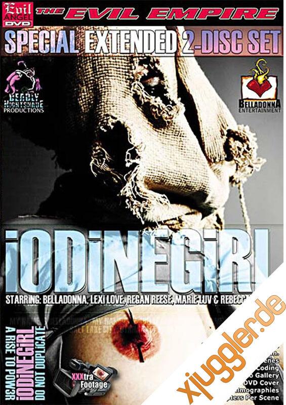 Iodinegirl  DVD Bild