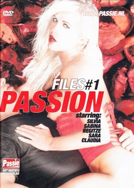Passion Files 1 DVD Bild
