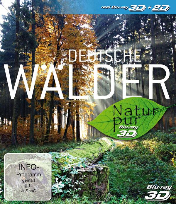Deutsche Wälder 3D - Natur Pur Blu-ray Bild