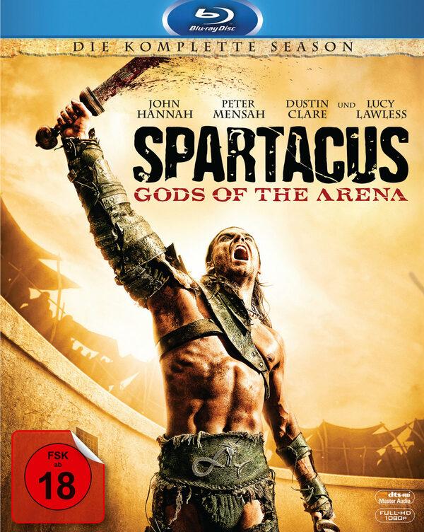 Spartacus - Gods of the Arena  [3 BRs] Blu-ray Bild