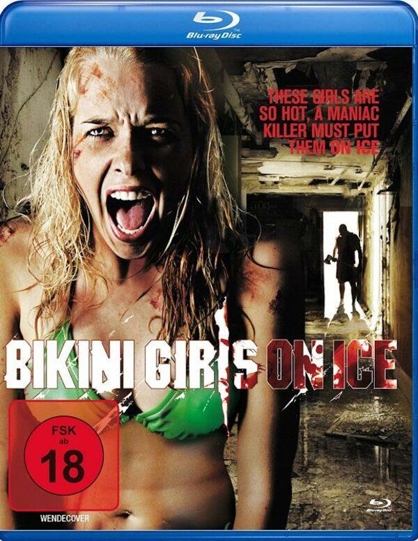 Bikini Girls on Ice Blu-ray Bild
