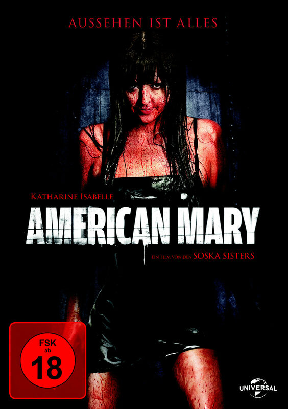 American Mary DVD Bild