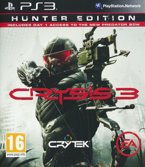 Crysis 3 (AT-Version) PS3 Bild