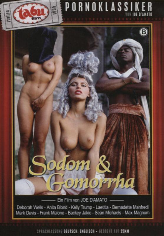 Sodom & Gomorrha DVD Bild