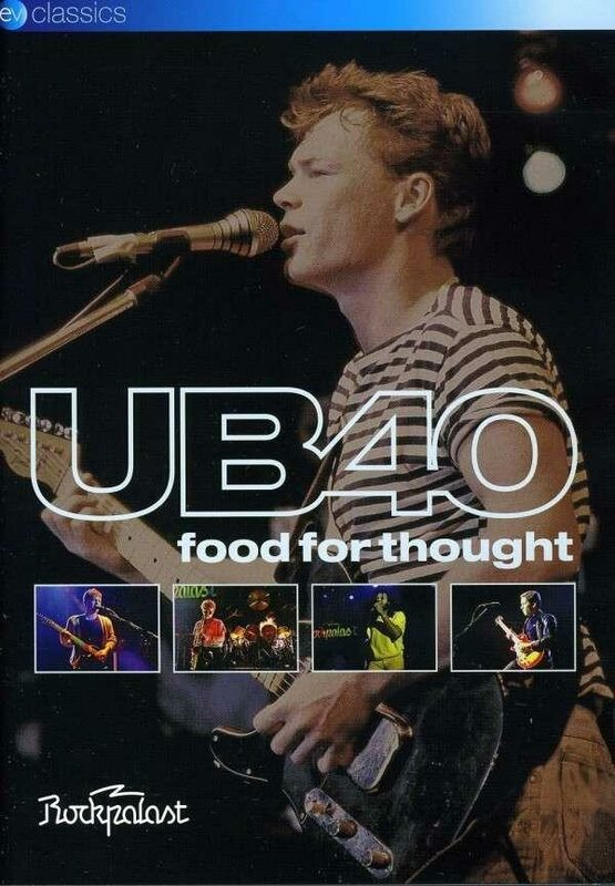 UB40 - Food For Thought DVD Bild