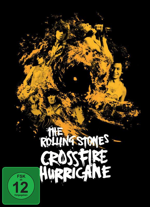 Rolling Stones - Crossfire Hurricane DVD Bild