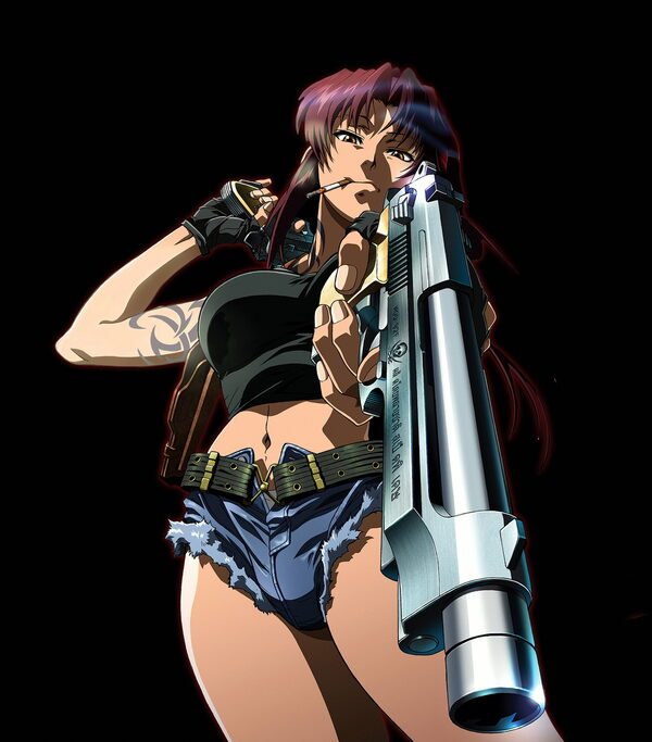 Black Lagoon Staffel 2