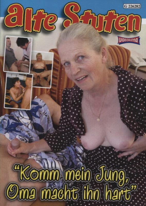 Oma Porno Dvd