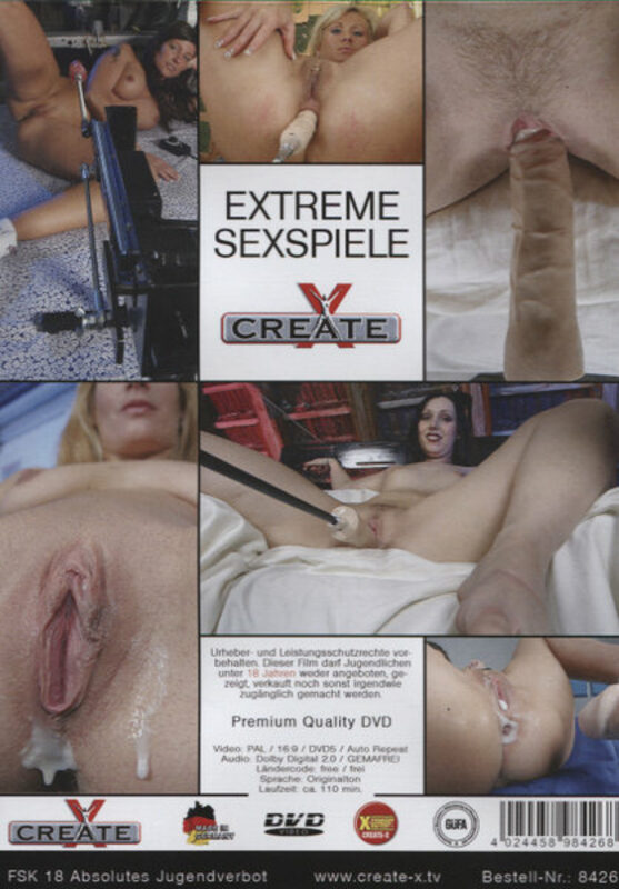 Extreme Sexspiele