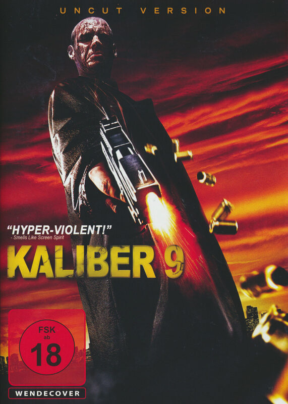 Kaliber 9 - Uncut Version DVD Bild