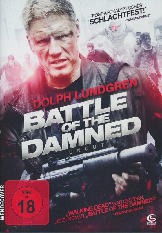 Battle of the Damned - Uncut DVD Bild