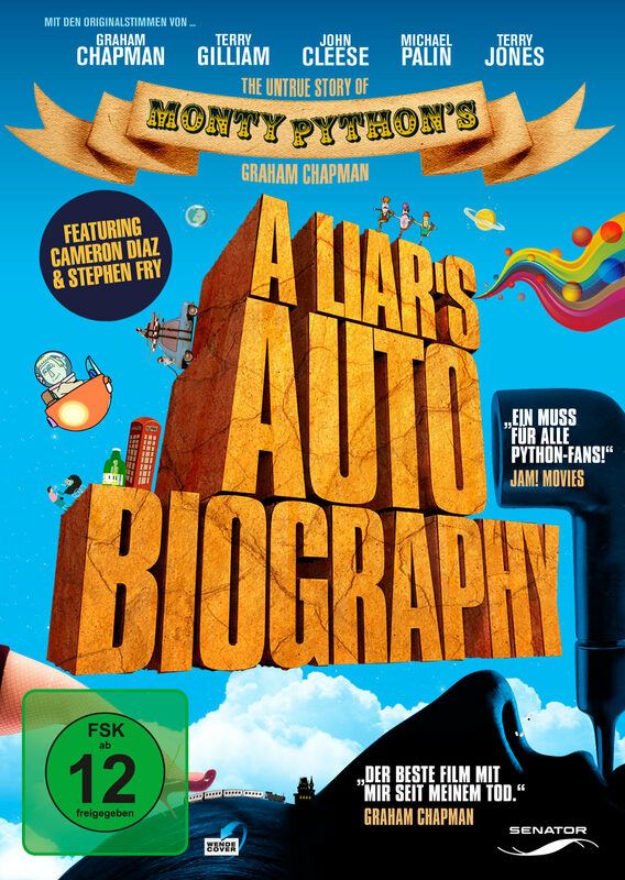 A Liar's Autobiography DVD Bild
