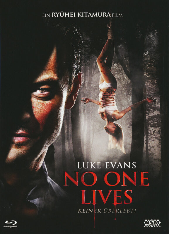 No One Lives - Uncut  [LCE] (+ DVD) Blu-ray Bild