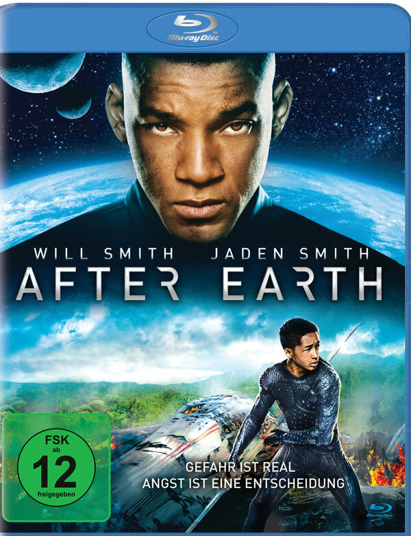 After Earth Blu-ray Bild