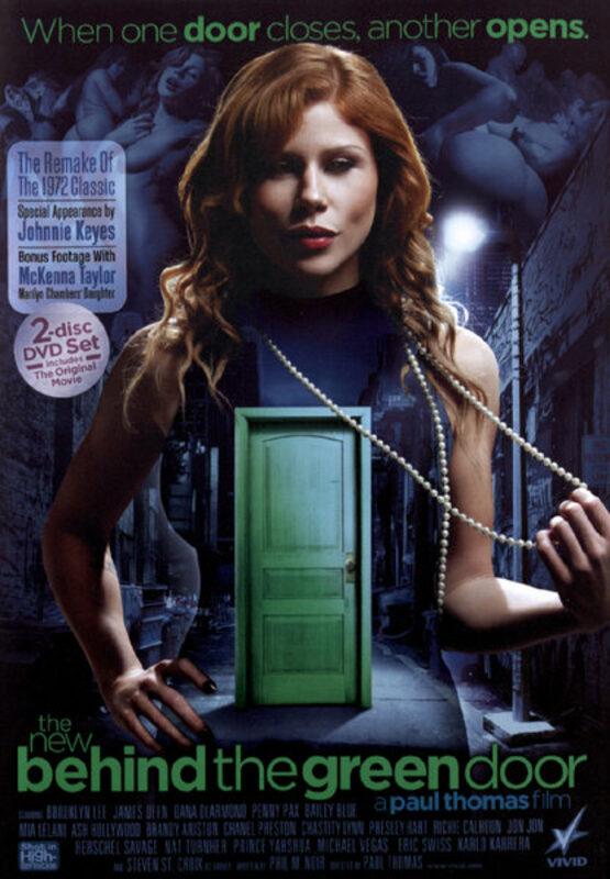 The New Behind The Green Door  [2 DVDs] DVD Bild