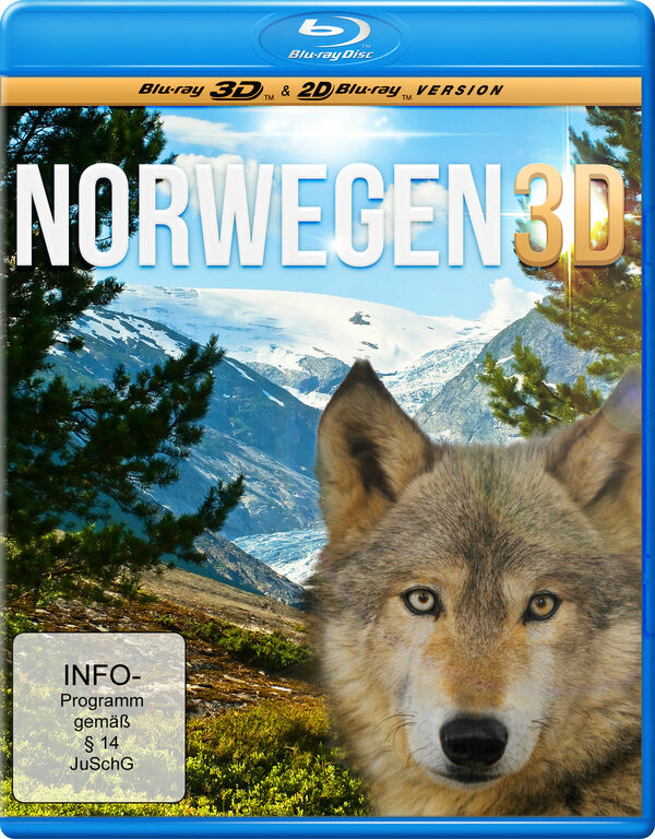 Norwegen  (inkl. 2D-Version) Blu-ray Bild