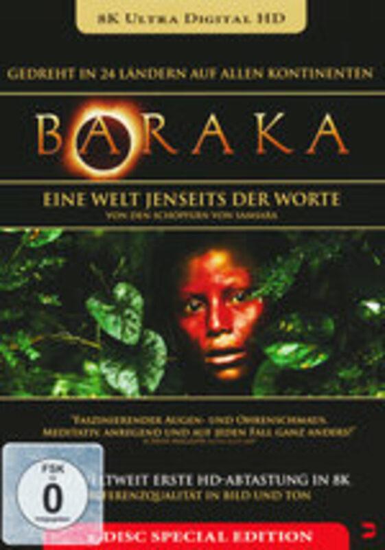 Baraka  [SE] [2 DVDs] DVD Bild