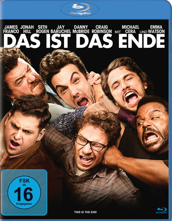 Das ist das Ende Blu-ray Bild