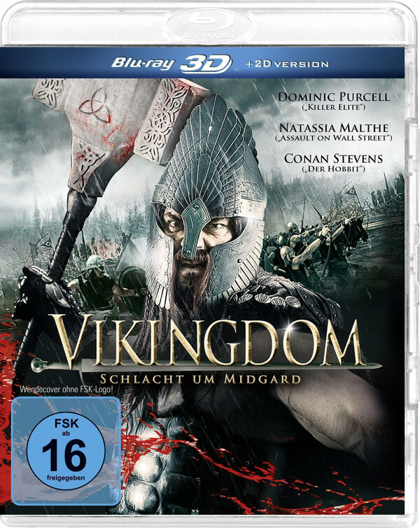 Vikingdom - Schlacht um Midgard (inkl. 2D-Ver.) Blu-ray Bild