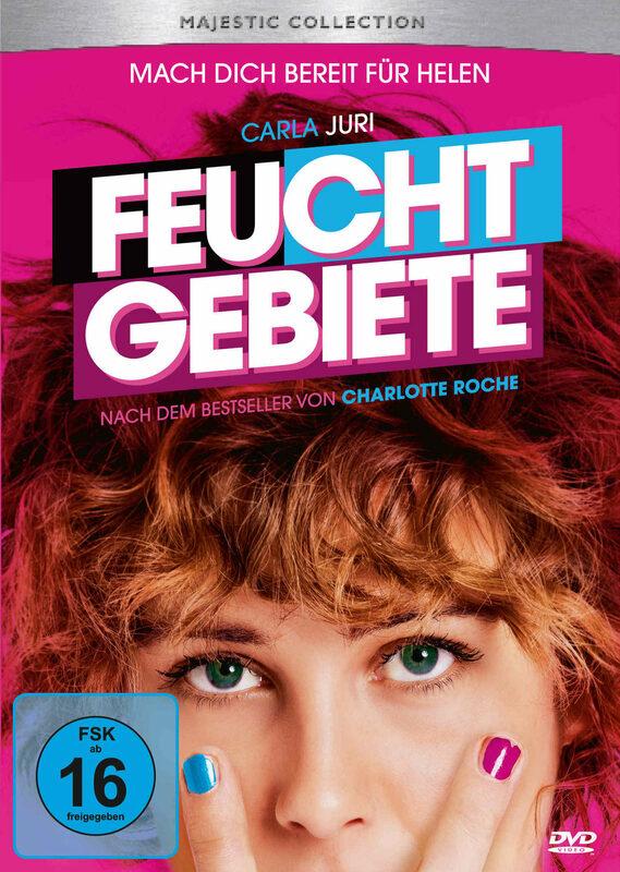 Feuchtgebiete - Majestic Collection DVD Bild