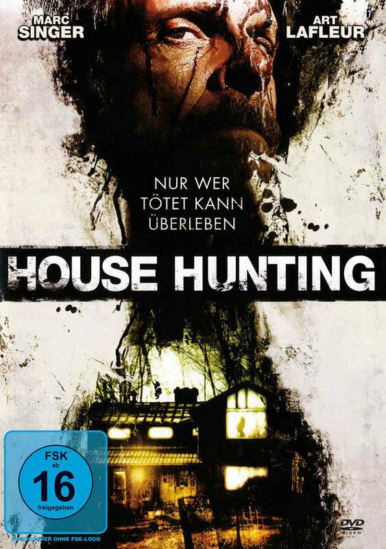 House Hunting - Nur wer tötet kann überleben DVD Bild