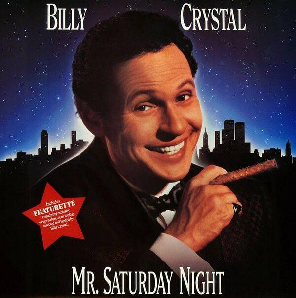 Mr. Saturday Night - Laserdisc US Laserdisk Bild