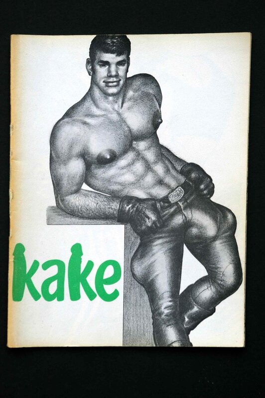 Tom of Finland - Kake 1 Magazin Bild