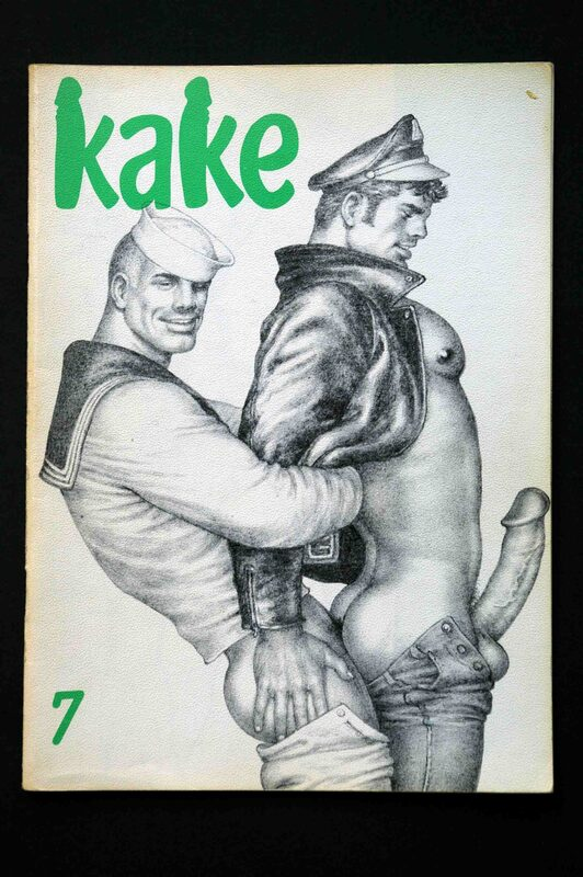 Tom of Finland - Kake 7 Magazin Bild