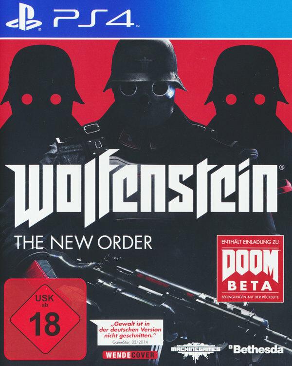 Wolfenstein: The New Order Playstation 4 Bild