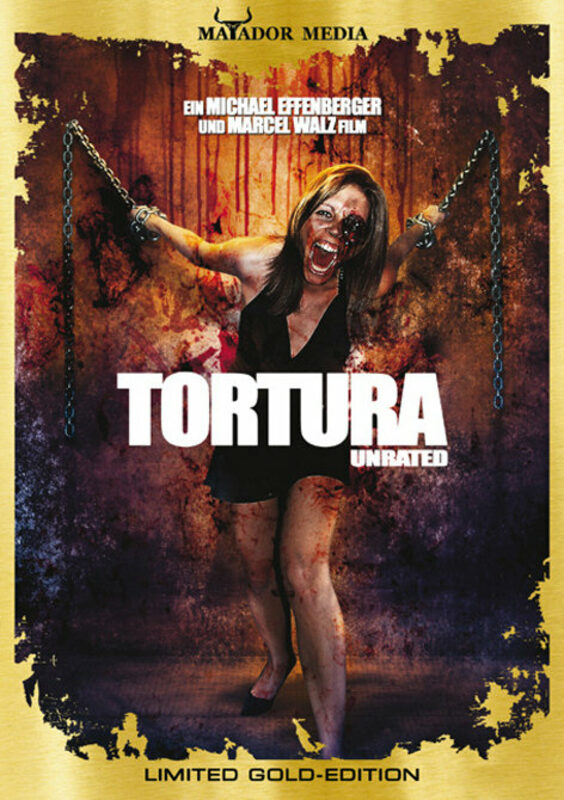 Tortura - Unrated/Gold-Edition  [LE] DVD Bild