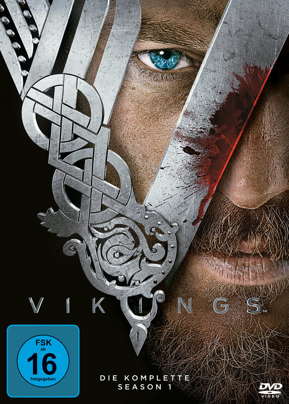 Vikings - Season 1  [3 DVDs] DVD Bild